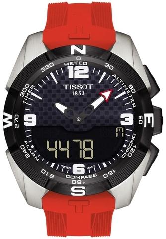 Купить Наручные часы Tissot T-Touch Solar T091.420.47.057.00 по доступной цене
