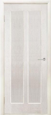 Дверь Двери Белоруссии Дива ПГ, цвет ясень белый, глухая