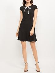 GDR010115 Платье женское. черное