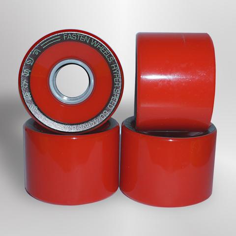 Колёса FASTEN Hyperspeed 83A (Red)