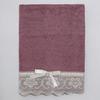 Полотенце 60х110 Old Florence Buratto розовое