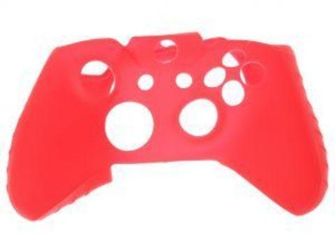 Microsoft Xbox One Чехол для геймпада (Красный)