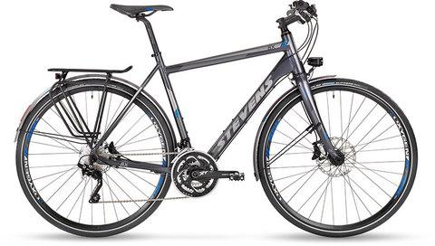 Велосипед Stevens 8X Lite Disc Tour (2016) купить в Интернет-магазине Ябегу по специальной цене