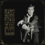 Renaud Capucon, Wiener Philharmoniker, Daniel Harding / Brahms: Violin Concerto (LP)