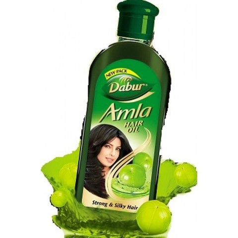 DABUR Масло для волос Amla Hair Oil, 180 мл