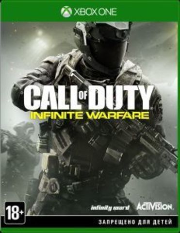 Xbox One Call of Duty: Infinite Warfare (русская версия)