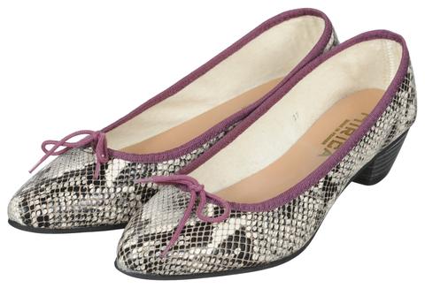 Nathalie python prune туфли женcкие Hirica