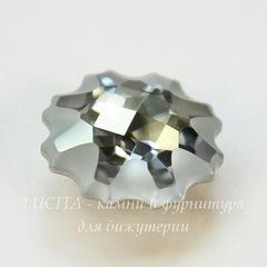 4195 Ювелирные стразы Сваровски Медуза Crystal Blue Shade (14 мм)