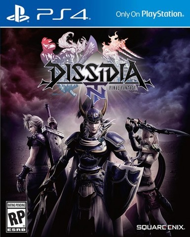 Sony PS4 Final Fantasy Dissidia NT (английская версия)
