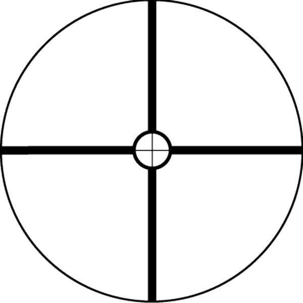 ПРИЦЕЛ BUSHNELL BANNER 3-9X40M, 26ММ., СЕТКА CIRCLE-X, БЕЗ ПОДСВЕТКИ, КЛИК=1/4MOA, ЧЕРНЫЙ, 375ГР.