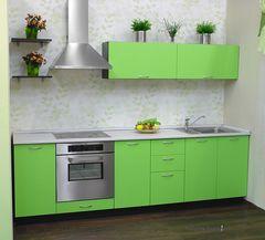 Кухонный гарнитур Техно 2,6 м