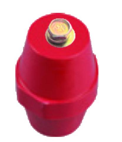 Изолятор SM76 силовой H76xD50xM10мм с болтом TDM