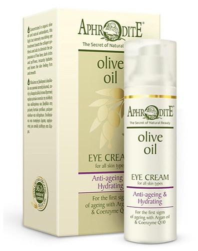 Антивозрастной увлажняющий крем для кожи вокруг глаз, Aphrodite