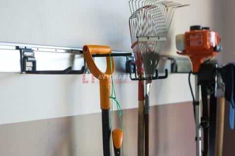 Рельс для подвеса крюков (L 1200 мм, оцинкованная сталь).