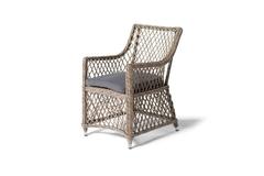 Кресло плетеное 4sis Латте