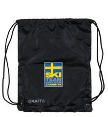 Рюкзак-мешок Craft Ski Team Gymbag Сборной Швеции