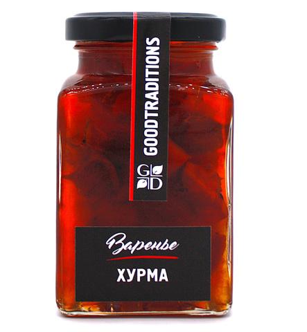 """Варенье """"Хурма"""" GoodTraditions, 375 г"""
