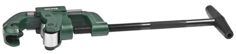Труборез KRAFTOOL для стальных труб, кованый, с подпружиненной системой передачи усилий, 10 - 60 мм