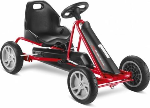 Педальная машина Puky F20 3323 red красный
