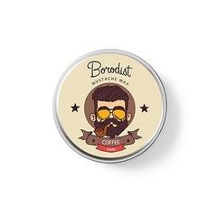 Воск для усов Borodist Coffee