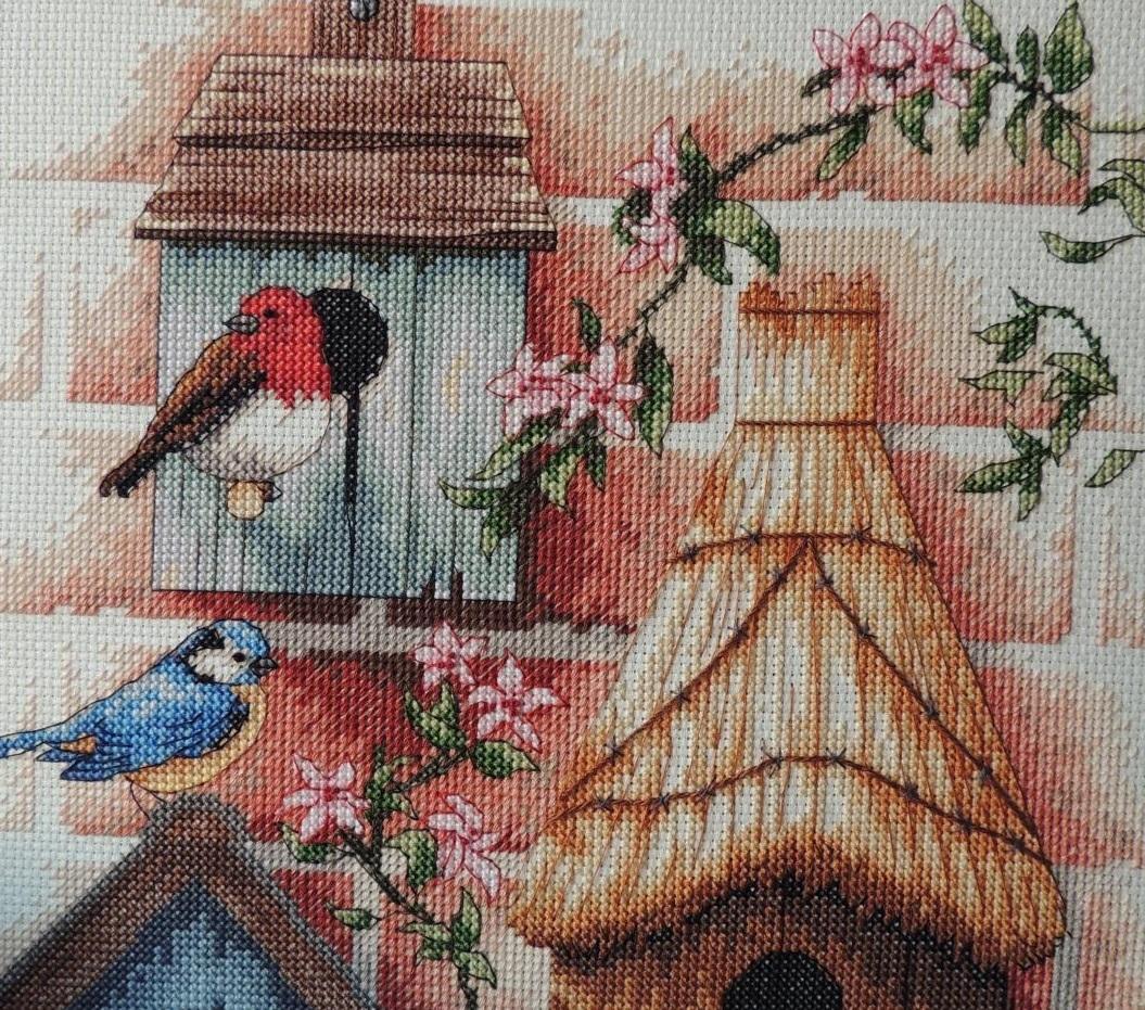 Набор для вышивания Новый дом. New Home. Арт. 13715