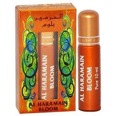 Духи натуральные масляные AL HARAMAIN BLOOM / Аль-харамайн бутон/ жен / 10мл / ОАЭ/Al Haramain