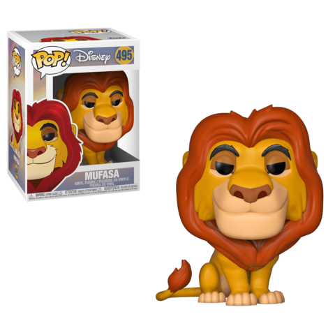 Mufasa Lion King Funko Pop! Vinyl Figure || Муфаса