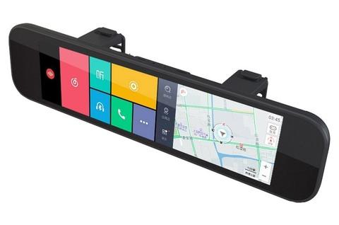 Автомобильный видеорегистратор 70MAI Smart Rearview Mirror Black