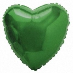 F 32 Сердце Зеленый