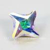 4485 Ювелирные стразы Сваровски Twister Crystal AB (17 мм)