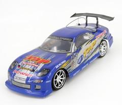 Радиоуправляемый автомобиль для дрифта Mazda RX-7 GT Blue 1:14 - 828-4-B