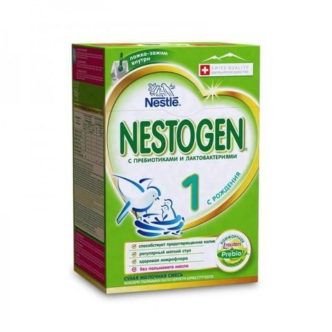 NESTOGEN® 1 Сухая молочная смесь c рождения 700 г