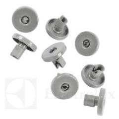 Комплект роликов корзины ELECTROLUX, Zanussi 50286965004