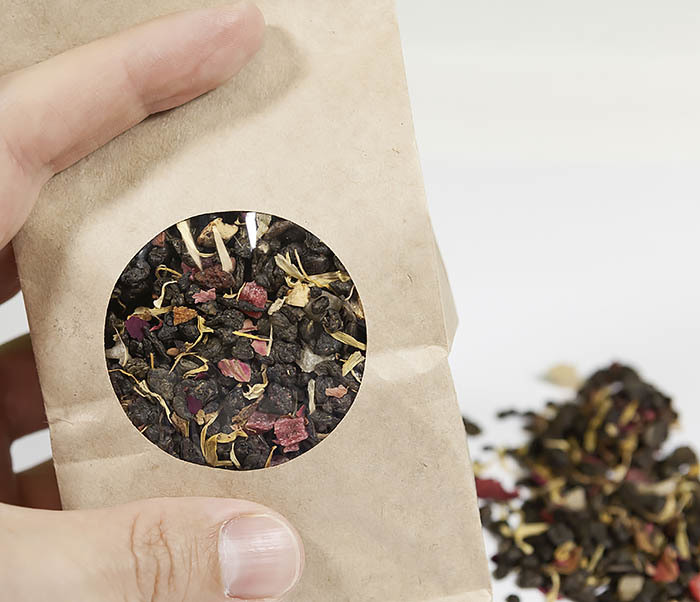 TEA-AR115 Зеленый ароматизированный чай «Король Джунглей», ганпаудер (50 гр) фото 04