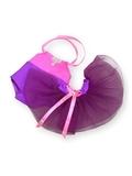Купальник - Фиолетовый. Одежда для кукол, пупсов и мягких игрушек.