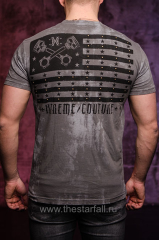 Футболка Scars N Stripes Xtreme Couture от Affliction