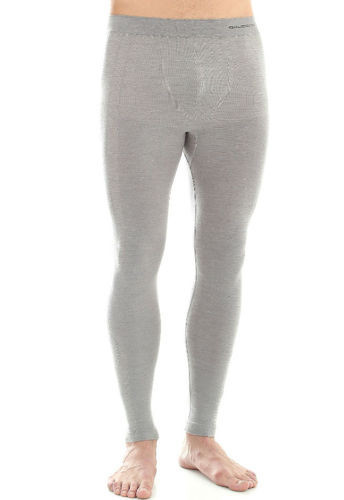 Мужские термокальсоны Brubeck Comfort Wool (LE11220) серые