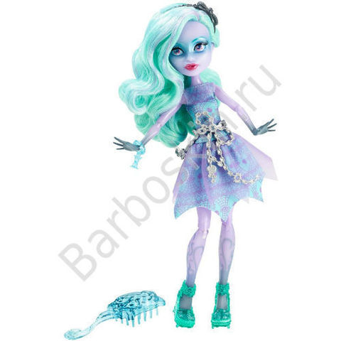 Кукла Monster High Твайла (Twyla) - Призрачные