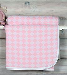Плед детский 100х150 Luxberry Lux 3313 розовый
