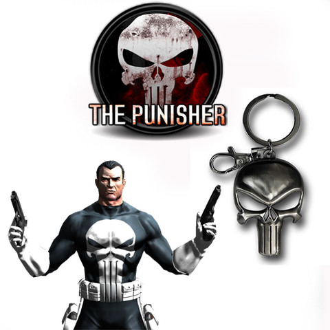 Брелок Punisher