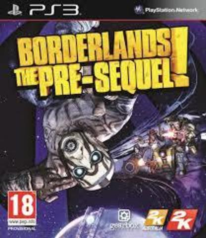Sony PS3 Borderlands: The Pre-Sequel (русские субтитры)