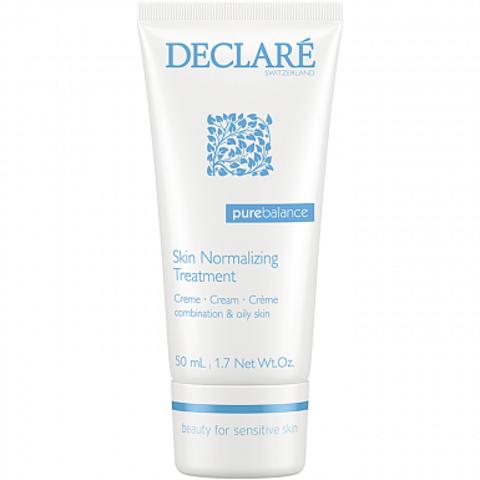 Крем восстанавливающий баланс кожи Skin Normalizing Treatment Cream, Declare, 50 мл