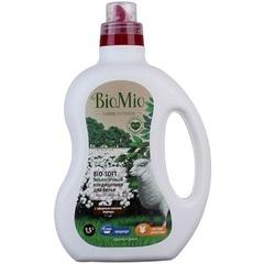 Кондиционер для белья Bio-Soft, BioMio, Концентрат, с маслом эвкалипта, 1,5 л