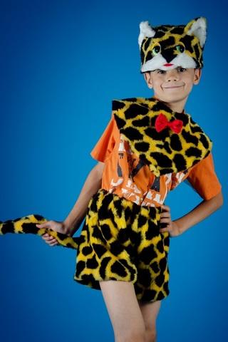 Карнавальный костюм Леопарда/Кота 1