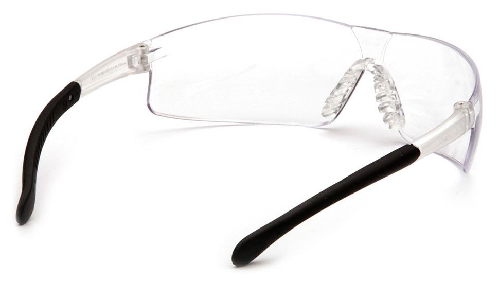 Очки баллистические стрелковые Pyramex Provoq S7210ST Anti-fog прозрачные 96%