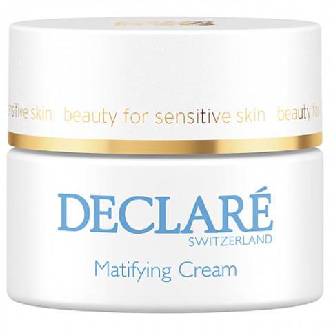 Матирующий увлажняющий крем Matifying Hydro Cream, Declare, 50 мл