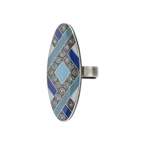Кольцо Clara Bijoux K76761 BL