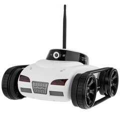 Танк Spy Tank Wifi Video 777-287 (white)