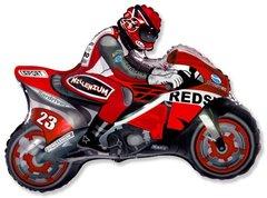 Мотоцикл (красный) F 29