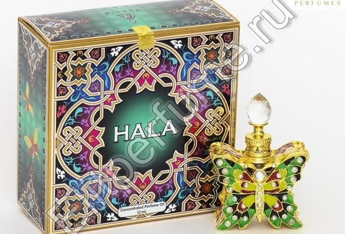 Hala Хала 12 мл арабские масляные духи от Халис Khalis Perfumes